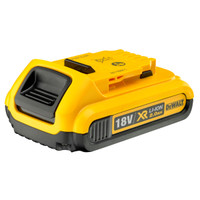 Dewalt DCB183 18V 2Ah XR Li-ion Battery Pack from Duotool