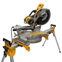 Dewalt DW717XPS Heavy-Duty 10inch Mitre Saw 110v from Toolden