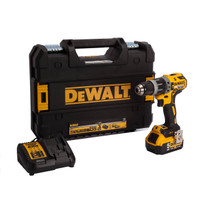 Dewalt DCD796P1 Combi Drill 18V XR Brushless Compact Li-ion | Toolden