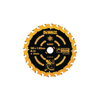 Dewalt DT10301 Circular Saw Blade 165 x 20mm x 40T Corded Extreme Framing