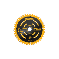 Dewalt Circular Saw Blade 165 x 20mm x 40T Cordless Extreme Framing