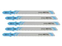 Dewalt Jigsaw Blades for Metal T Shank HSS T127D Pack of 5
