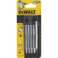 Dewalt Jigsaw Blades for Wood Bi-Metal XPC T119BO Pack of 5