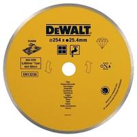 Dewalt Ceramic Diamond Tile Blade 254mm x 25.4mm