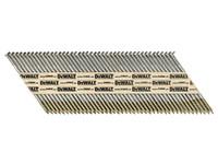 Dewalt DT9962 Bright Smooth Shank Nails 2.8 x 63mm from Toolden