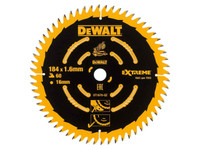 Dewalt Cordless Mitre Saw Blade For DCS365 184 x 16mm x 60T Fine