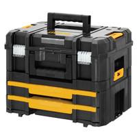 Dewalt TSTAK™ Toolbox Combo Set (TSTAK™ II & TSTAK™ IV)