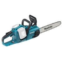 Makita DUC353Z 18V/36V Li-Ion Brushless 350mm Chainsaw from Toolden