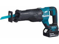 Makita DJR187RTE 18v Brushless Reciprocating Saw with 2x 5.0amp Batteries | Toolden
