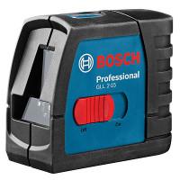 Bosch GLL 2-15 Professional Line Laser + BM3 Wall Mount | Toolden