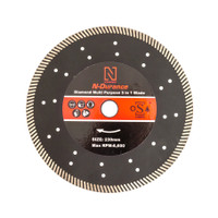 N-Durance Diamond Multi Purpose 5 in 1 Blade 230 x 22.2mm