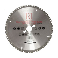 N-Durance Multi Purpose TCT Saw Blade 250mm