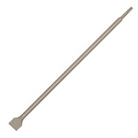 N-Durance Flat SDS Plus Chisel 22mm x 600mm long