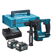 Makita HR166DSMJ 10.8v 2 x 4.0Ah CXT Brushless SDS Rotary Hammer Kit from Toolden