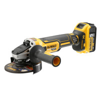 Dewalt DCG405P2 18V Cordless XR Brushless Angle Grinder 125mm