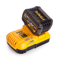 Dewalt DCB546 54v Flexvolt Battery + DCB118 Charger from Toolden