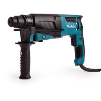 Makita HR2630T 240v 26mm SDS+ Rotary Hammer with Quick Change Chuck