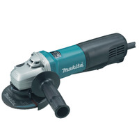 Makita 9564PZ 240V 115MM 1100W Angle Grinder | Toolden