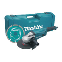 "Makita GA9020KD 110v 230mm 9""Grinder 