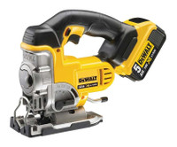 DeWalt DCS331 18v XR Lithium-Ion Jigsaw with 1 x 5Ah Battery
