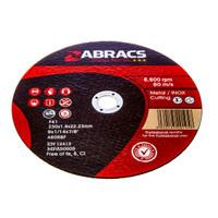 N-Durance 230 x 1.8 x 22mm N-durance Extra Thin Metal Inox Cutting Disc box 25