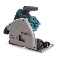 Makita DSP600ZJ Twin 18v LXT Cordless Plunge Saw
