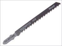Faithfull Wood Jigsaw Blades Pack of 5 T144D (FAIJBT144D)
