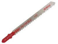 Faithful Metal Cutting Jigsaw Blades Pack of 5 T127D