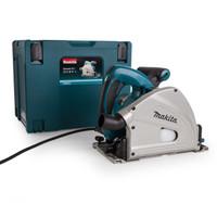 Makita SP6000J1 110v 165mm Plunge Saw | Toolden