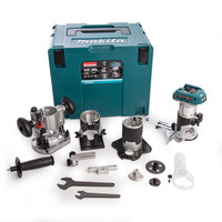 Makita DRT50ZJX3 18v Router Body Only | Toolden