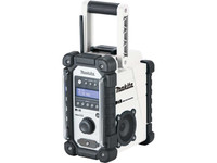 Makita DMR109W 10.8v-18v LXT/CXT LI-ion Job Site Radio
