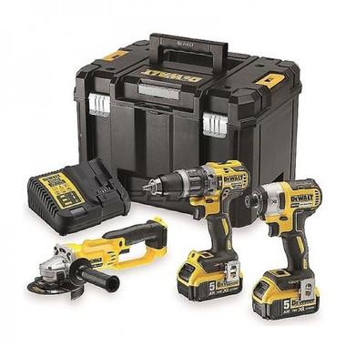 dewalt drill and driver set