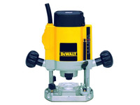DeWalt DW615 240v 1/4in Variable Speed Plunge Router 900w