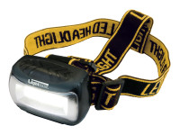 Wide Beam Headlight 120 Lumens L/HHEAD120