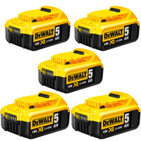 Twin Pack DeWalt DCB184