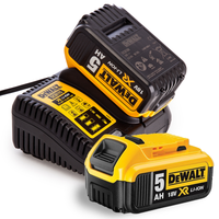Dewalt DCB184 Battery & Charger Bundle | Toolden