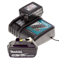 Makita BL1850 2 x Batteries & Charger Bundle | Toolden