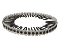Forgefix 3.9 x 25mm Black Phosphate Collated Drywall Screws 1000 Pack    Toolden