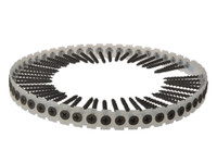 Forgefix 3.9 x 35mm Black Phosphate Collated Drywall Screws 1000 Pack   Toolden