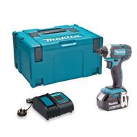 Makita DTD152 18v Impact Driver with 1 x 5.0Ah Battery