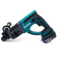 Makita DHR202 18v SDS+ Rotary Hammer Drill with 1 x 5.0Ah Battery