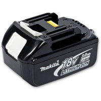 Makita 3 Amp Li-ion Battery BL1830 from Toolden.