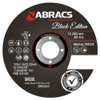 Abracs Black Edition Extra Thin Cutting Disc 230mm x 1.8mm x 22mm