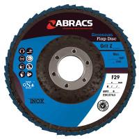 Abracs Zirconium Flap Disc 100mm x 40G