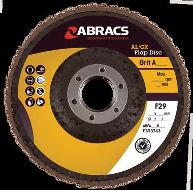 Abracs Aluminium Oxide Flap Disc