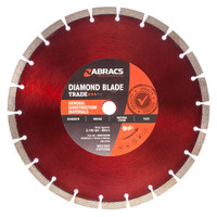 Abracs ABDD30020M Trade General Purpose Diamond Blade 350mm  | Toolden