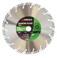 Abracs ABDT230H Pro Hard Construction Diamond Blade 230mm