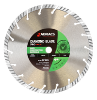 Abracs ABDT30020H Pro Hard Construction Diamond Blade 300mm