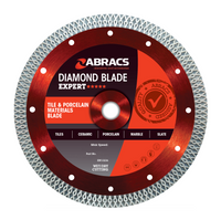 Abracs ABDCR125 Tile & Porcelain Diamond Blade 125mm