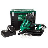 HiKoki NR1890DC/JPZ 18v Cordless 1st Fix Framing Nailer with 2 x 5.0Ah Batteries